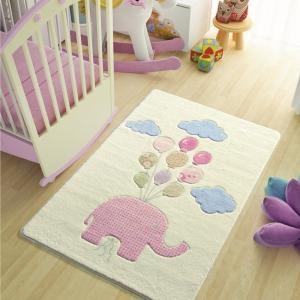 Detský koberec Sweet Elephant, 133 x 190 cm