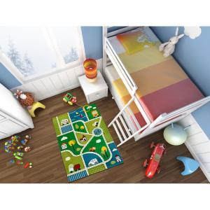 Detský koberec Universal Toys City, 120 x 170 cm