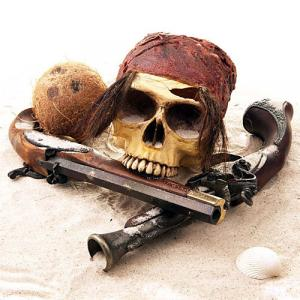 Detský obraz - Piráti zs24209