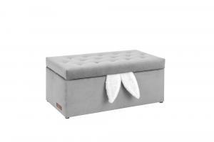 Detský sedací box s úložným priestorom Bunny