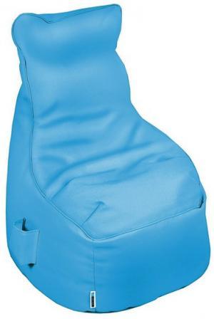 Detský sedací vak Monza, modrý