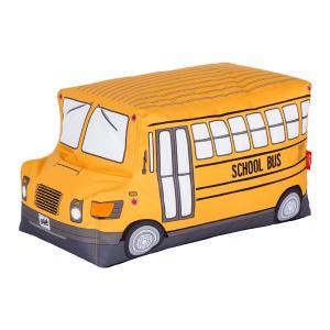 Detský sedací vak School Bus