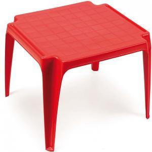 Detský stolik červený