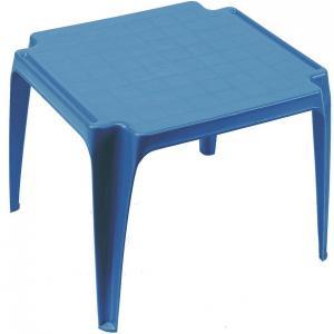 Detský stolik modrý
