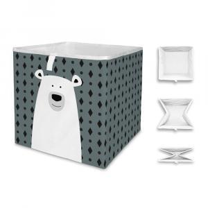 Detský úložný box Mr. Little Fox Polar Bear