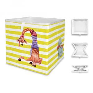 Detský úložný box Mr. Little Fox Safari Friends