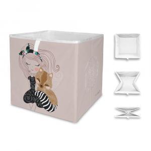 Detský úložný box Mr. Little Fox Two Princesses