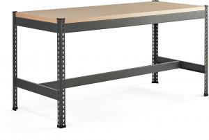 Dielenský stôl Combo, tvrdená doska, 1840x775x915 mm