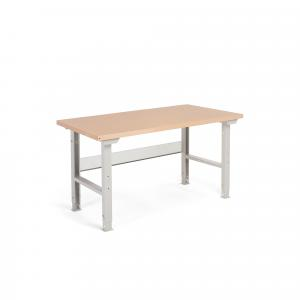 Dielenský stôl Robust, 1500x800 mm, vytvrdená doska, nosnosť 300 kg