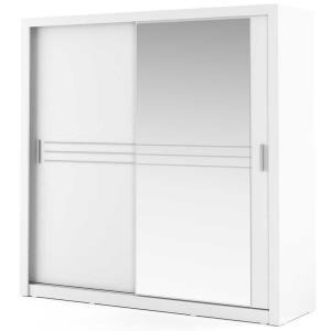 Dig-net nábytok Šatníková skriňa Idea ID-12 Farba: Biela