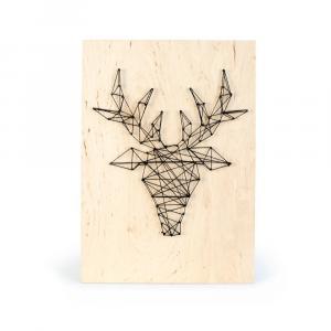 DIY obraz Really Nice Things Deer, 40×60 cm