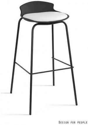 Dizajnová barová stolička Astor  - viac farieb