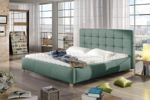 Dizajnová posteľ Anne 180 x 200 - 7 farebných prevedení