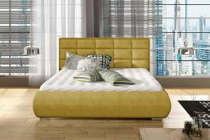 Dizajnová posteľ Carmelo 160 x 200 - 6 farebných prevedení