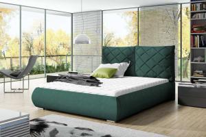 Dizajnová posteľ Demeterius 160 x 200 - 6 farebných prevedení