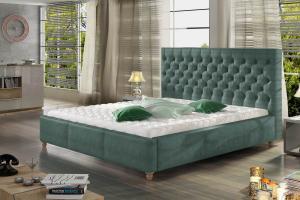 Dizajnová posteľ Kamari 180 x 200 - 9 farebných prevedení
