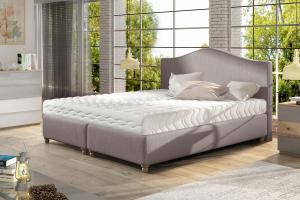 Dizajnová posteľ Melina 160 x 200 - 7 farebných prevedení