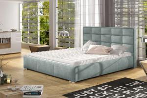 Dizajnová posteľ Raelyn 160 x 200 - 5 farebných prevedení