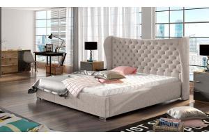 Dizajnová posteľ Virginia 90 x 200 - 5 farebných prevedení