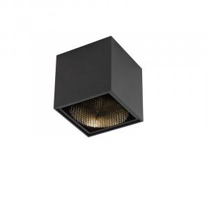 Dizajnová škvrna čierna - Box Honey