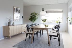 Dizajnová stolička Altair, breza