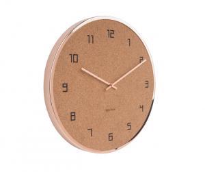Dizajnové nástenné hodiny 5664CO Karlsson 40cm