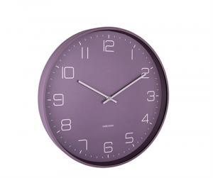 Dizajnové nástenné hodiny 5751PU Karlsson Lofty, 40 cm