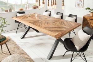 Dizajnový jedálenský stôl Allen Home 160 cm, mango