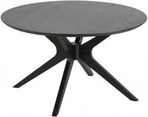 Dizajnový konferenčný stolík Airamis, čierna
