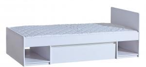 DL Detská posteľ Astana 195x90 Farba: Biela