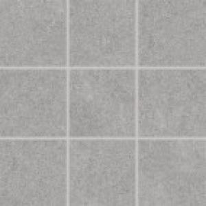 Dlaždica 10x10 Rako Rock DAK12634 svetlošedá