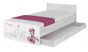 DO Detská posteľ Minnie Paris Disney Max Variant rozmer lôžka: 160x80