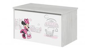 DO Truhlica na hračky Minnie Paris Disney