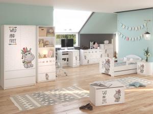 DO Truhlica na hračky Wild and Free