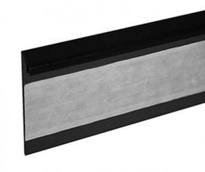 Döllken Kobercová (soklová) lišta TL55 110 černá 250 cm - Lišta 10x55x2500 mm