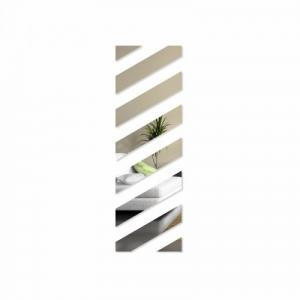 DomTextilu Akrylové dekoratívne zrkadlá pásy 8125