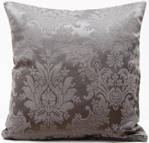 DomTextilu Dekoračné obliečky na vankúše sivé s abstraktnými vzormi 50x60 cm 4716-124471