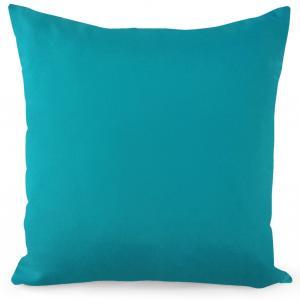 DomTextilu Dekoračné obliečky na vankúše tyrkysovej farby 45x45 cm 33571-166885
