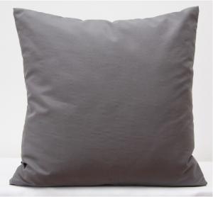 DomTextilu Dekoračné obliečky na vankúše v sivej farbe 45x45 cm 7744-104974