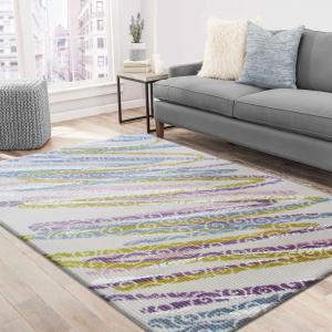 DomTextilu Farebný koberec do obývačky 14899-127103