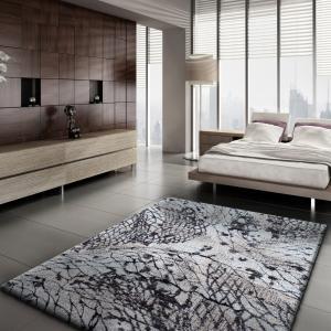 DomTextilu Hnedý koberec s exkluzívnym vzorom 13476-113966