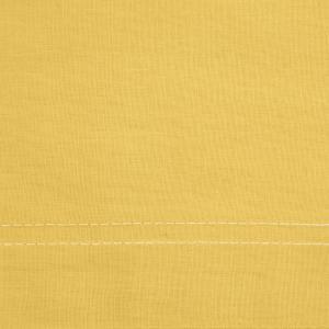 DomTextilu Kvalitné žlté bavlnené obliečky na perinu 44694-208643