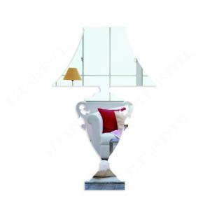DomTextilu Predsieňové dekoratívne zrkadlo na stenu 8437