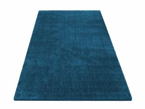 DomTextilu Štýlový koberec v modrej farbe 26837-154952