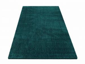 DomTextilu Štýlový koberec v tmavozelenej farbe 26697-154828