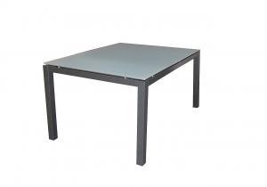 DOPPLER Hliníkový stôl SALERNO 90x90 cm