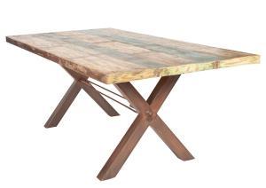 Doska na jedálenský stôl TOPS & TABLES – 180 × 100 × 4 cm