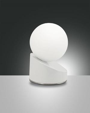 Dotykové svietidlo FABAS GRAVITY TABLE WHITE 3360-30-102