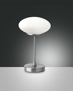 Dotykové svietidlo FABAS JAP TABLE  NICKEL 3339-30-178