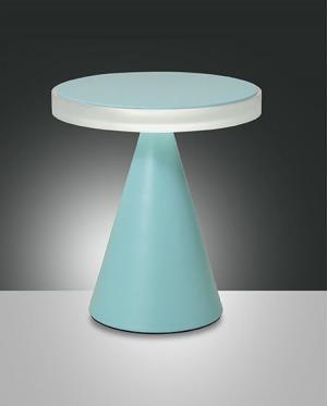 Dotykové svietidlo FABAS NEUTRA TABLE GREEN 3386-35-287